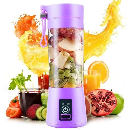 Rechargeable Juicer Blender with Power Bank JUICE CUP YE-01