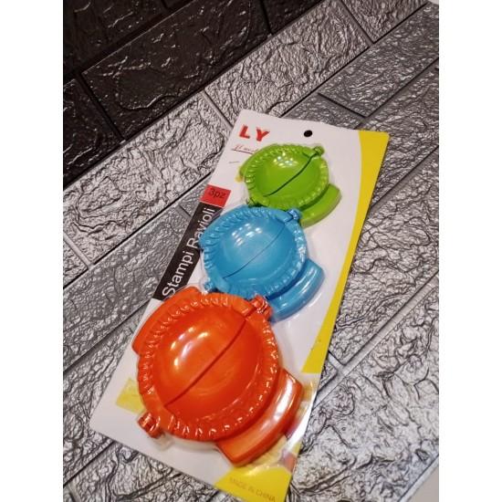 Samosa Maker Dumpling Press Mold 3pc