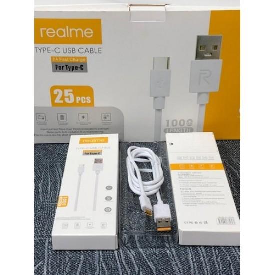 Realme Micro USB Data Cable