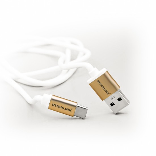 Type C Data Cable For Android Fast Charging Length 1 Meter