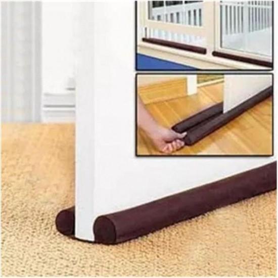 Pack of 5 Door dust stopper Foam(40 inch) Brown