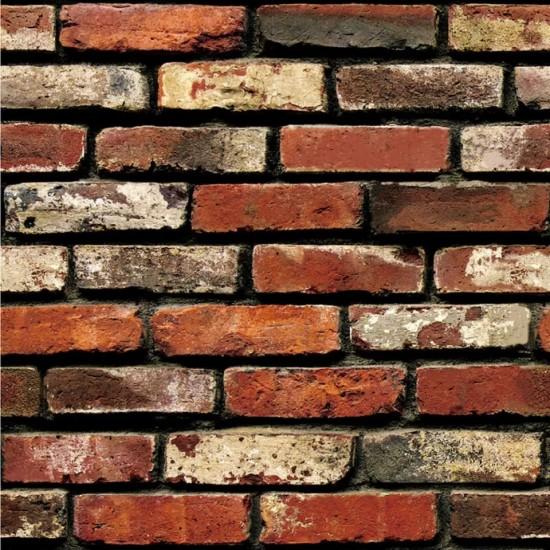 3D Wallpaper DIY Wall Stickers Brick Stone Shape