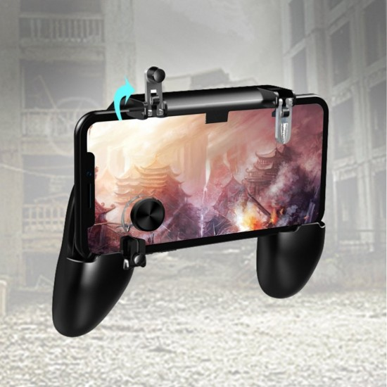W11+ PUBG Mobile Phone Game Controller