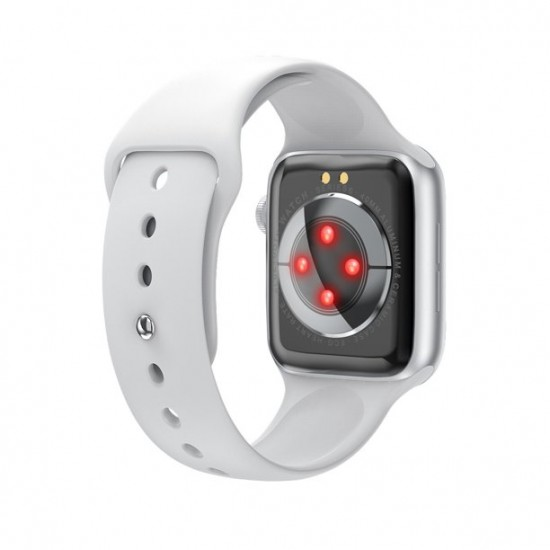 MC72 Smart Watch Bluetooth Call Body Temperature Blood Pressure Monitor