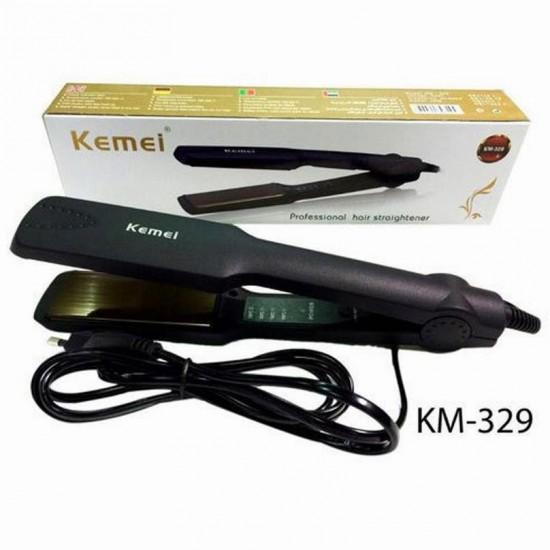 Kemei Km-329 Professional Hair Straightener