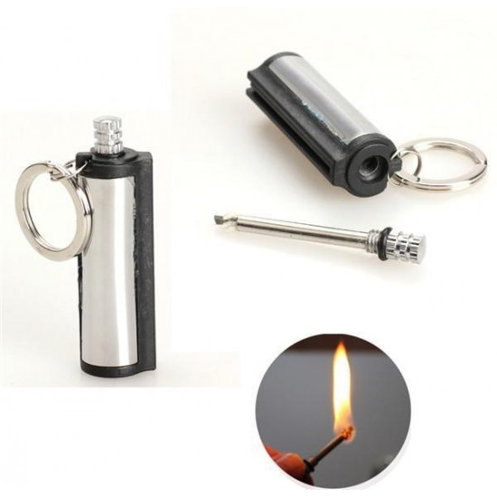 Permanent Match, Fire Starters, Waterproof ,with Key-chain