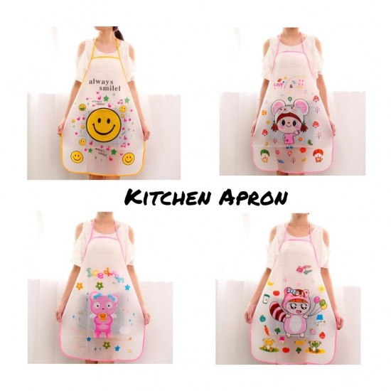 New High Quality Kitchen Waterproof Apron , kitchen appron , kitchen appran , kitchen apperan , kitchen appren , kitchen aprons Random design