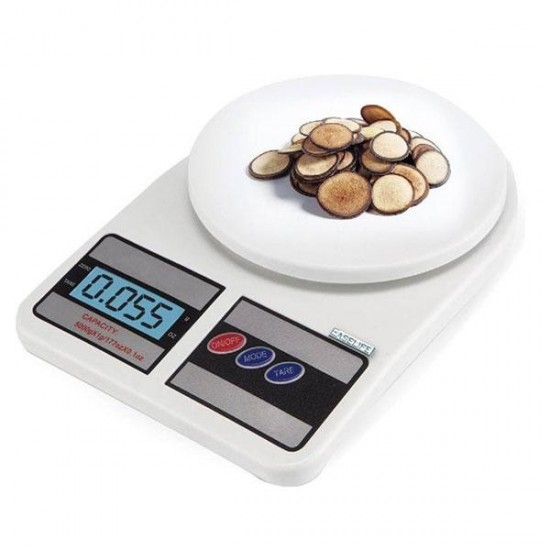 Kitchen Scale SF 400 , Electronic Kitchen Scale 10 kg Weight Capacity