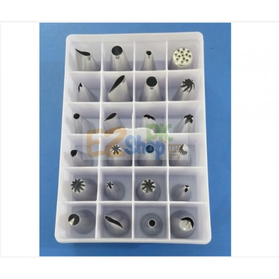 24 Pcs Nozzle Set design 1