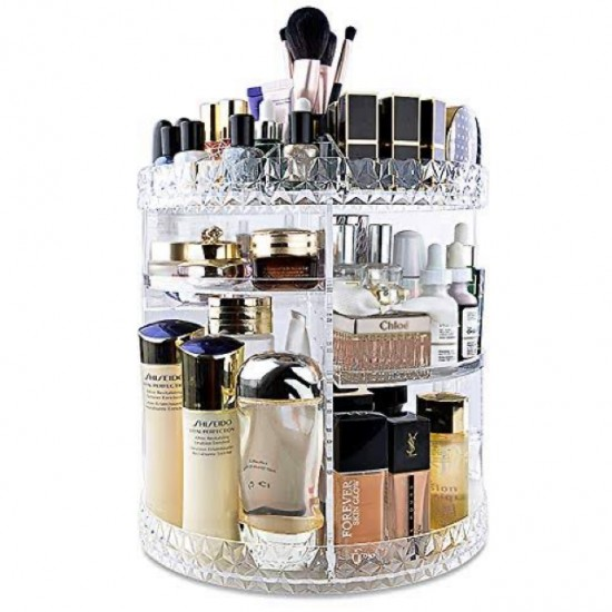 360 Cosmetic Organizer
