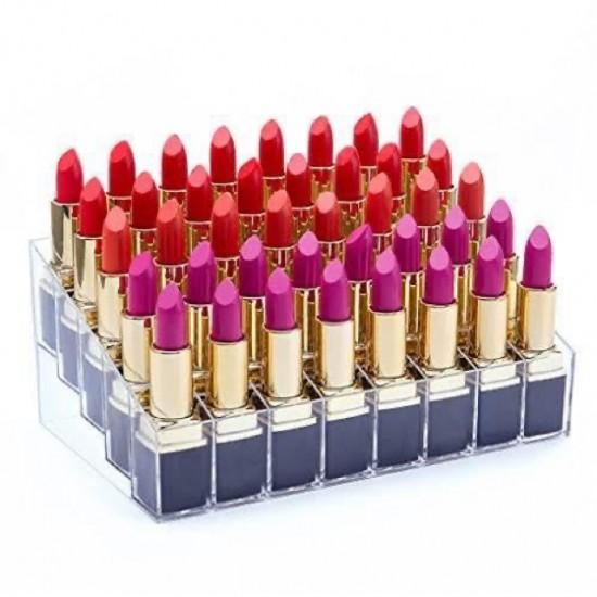 40 Grid Lipstick Organizer