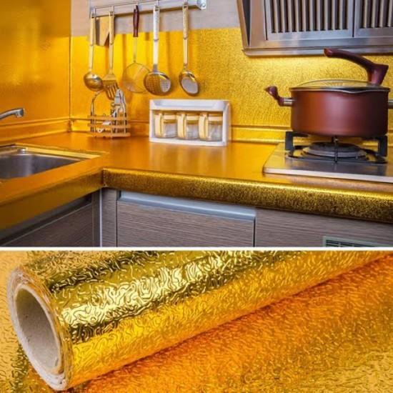 Gold Foil 200x60cm
