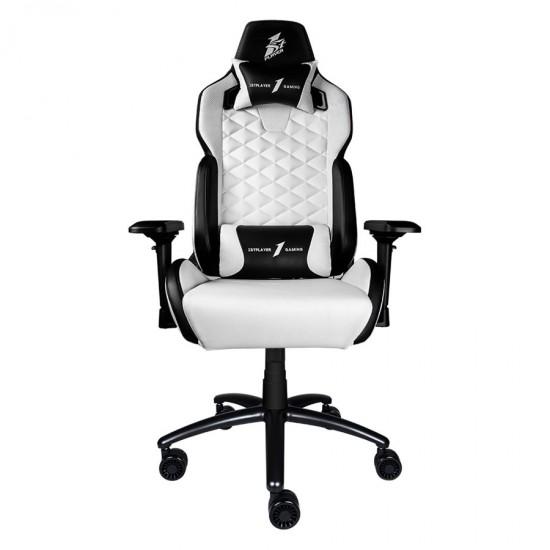 1st Player DK2 Gaming Chair (BlkWhite)