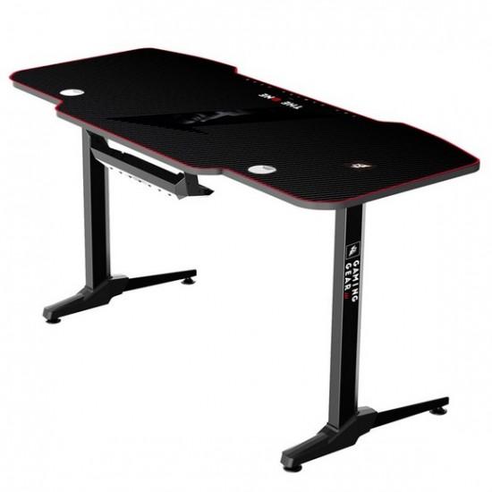 1st Player GT3-1466 Carbon Fiber Gaming Desk