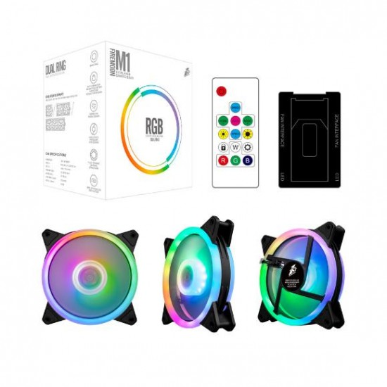 1st Player M1 RGB Fans Cooling Kit