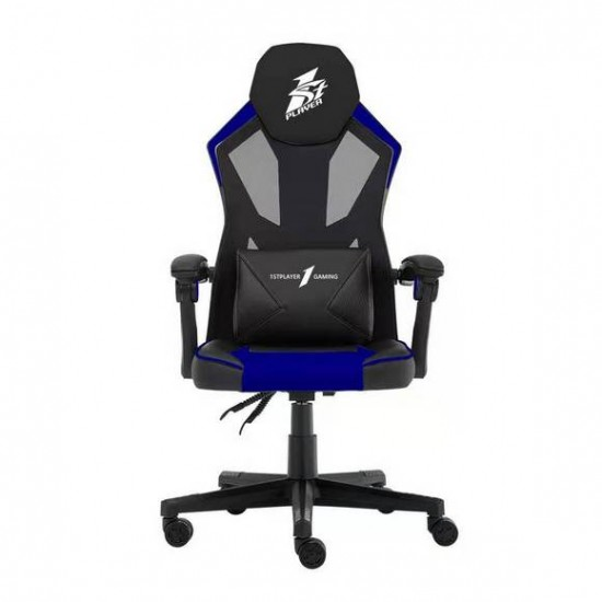 1st Player P01 Black   Blue Dedicated to improving gamers Gaming Chair