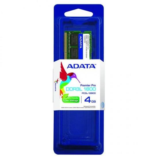 ADATA 8GB DDR3L 1600 SO-DIMM Memory Module