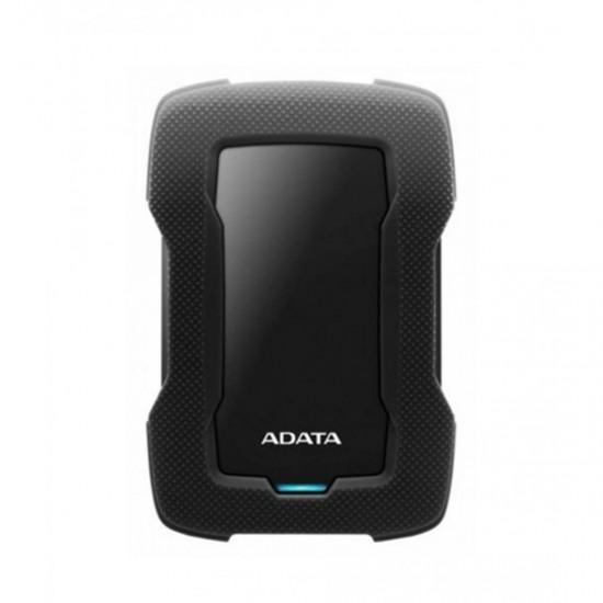 ADATA HD330 4TB  USB 3.1 Shock-Resistant Extra Slim External Hard Drive – Black