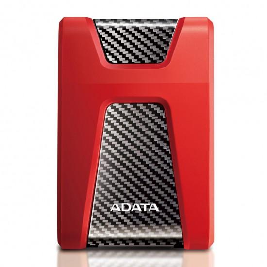ADATA HD650 1TB Red External Hard Drive