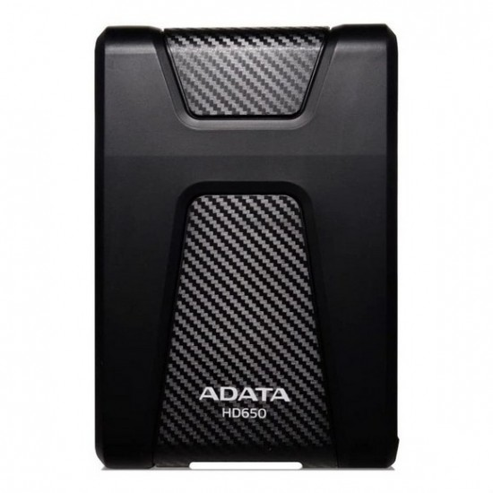 ADATA HD680 1TB External Hard Drive (Black and Blue)