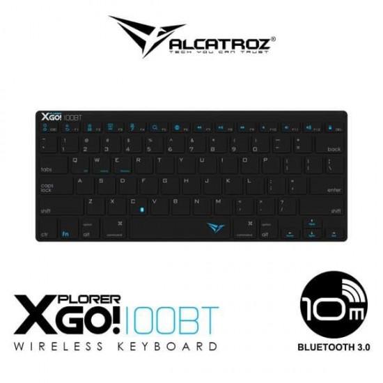 Alcatroz Xplorer GO 100 Bluetooth Keyboard
