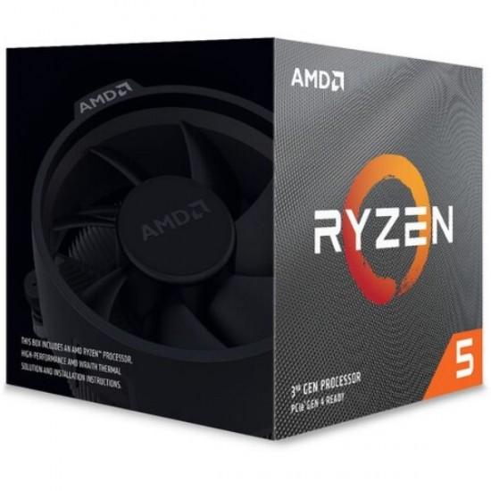 AMD Ryzen 5 3600XT 6-Core AM4 Processor