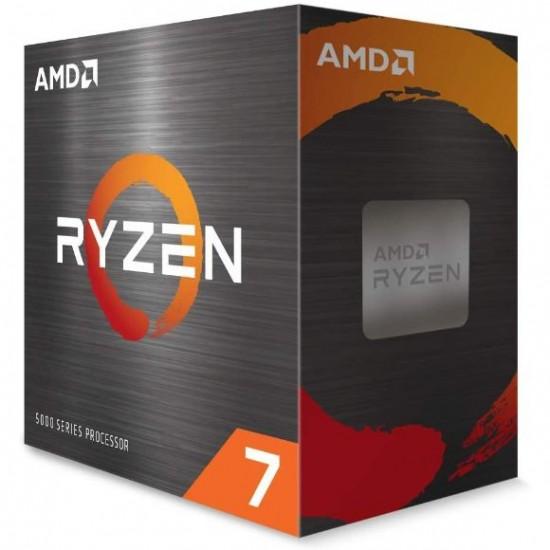 AMD Ryzen 7 5800X 8-core, 16-Thread Unlocked Desktop Processor Without Cooler