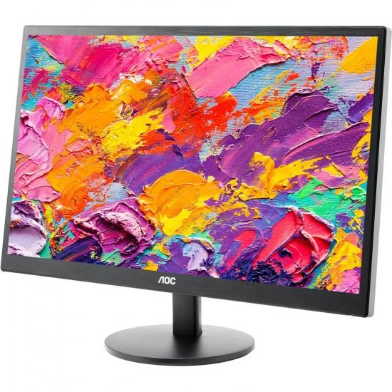 AOC E2470SWH 23.6 1ms Widescreen TN Monitor