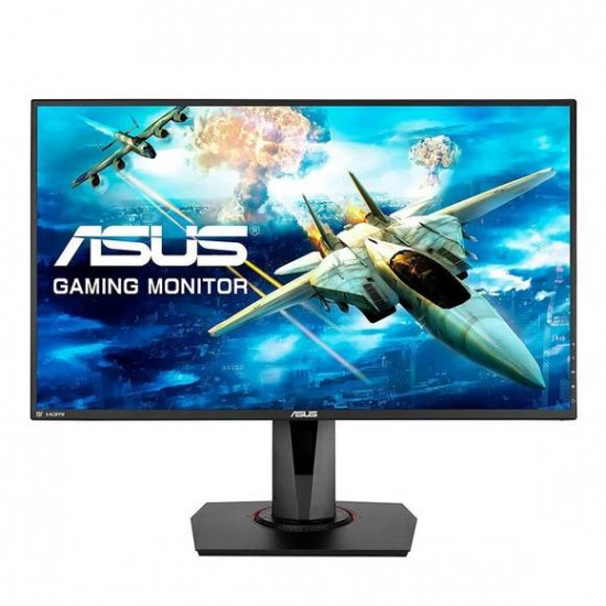 ASUS VG278QR Gaming Monitor  27inch, Full HD, 0.5ms*, 165Hz (above 144Hz), G-SYNC Compatible, FreeSync Premium