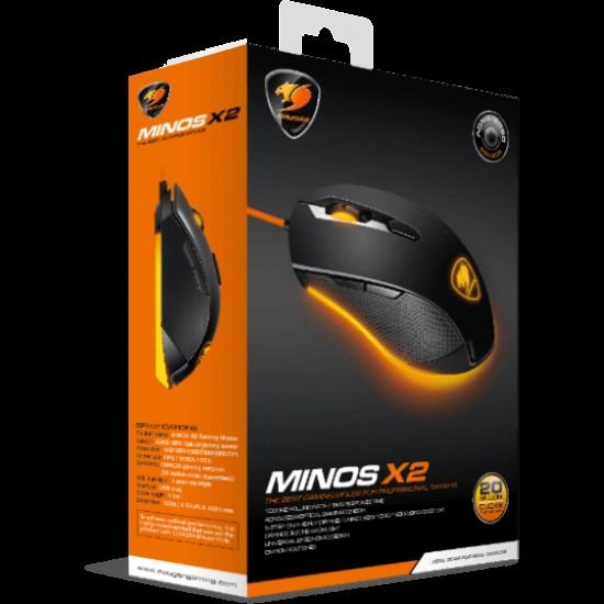 Cougar Minos X2 Optical Gaming Mouse