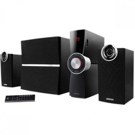 Edifier C2XB Bluetooth Wireless Multimedia Speaker, 64 Watts RMS