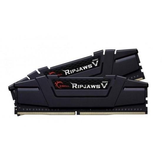 G.SKILL Ripjaws V 16GB (16GBx1) DDR4 3200 Mhz Desktop Memory Single Channel Kit