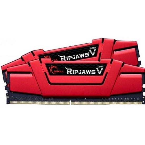 G.SKILL Ripjaws V 16GB (8GBx2) DDR4 3600 Mhz Desktop Memory