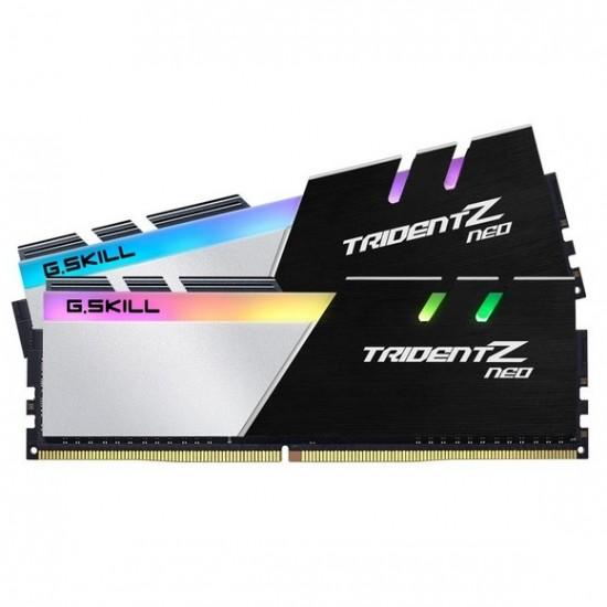 G.SKILL TridentZ Neo 16GB (2x8GB) DDR4-3600MHz Desktop Memory Dual Channel Kit