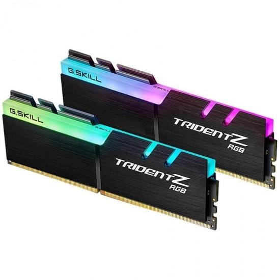 G.SKILL TridentZ RGB 16GB (8GBx2) DDR4-2666 Desktop Memory