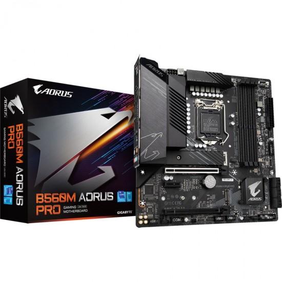 Gigabyte B560M AORUS PRO Intel LGA1200 Motherboard