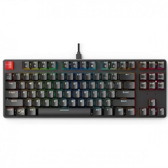 Glorious GMMK-TKL-BRN Tenkeyless RGB Mechanical Keyboard