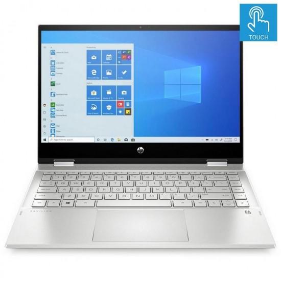 HP Pavilion 15T-EG000 CTO Touchscreen Laptop 11th Gen Core i7, 8GB, 512GB SSD, 15.6″ HD, Windows 10, Silver