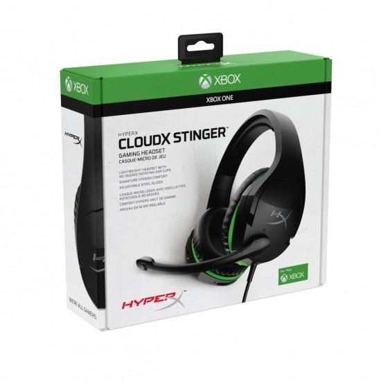 HyperX CloudX Stinger Core Xbox Gaming Headset – HX-HSCSCX-BK