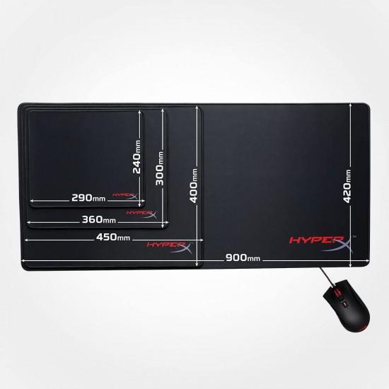 HyperX FURY Pro Medium Gaming Mouse Mat-Black
