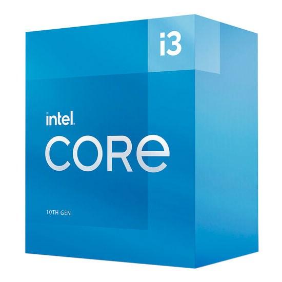 Intel Core i3 10105 Processor Box | Quad-Core LGA 1200