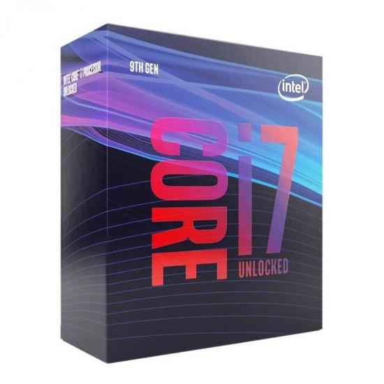 Intel Core i7-9700K Coffee Lake Desktop Processor, BX80684I79700K, 9th Gen
