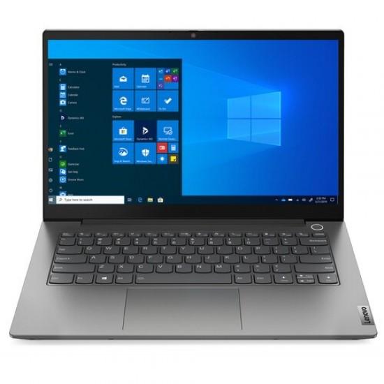 Lenovo ThinkBook 14 G2 11th Gen Core i7, 8GB, 1TB HDD, Intel Iris Xe Graphics, 14″ FHD, Mineral Grey, Fingerprint Reader