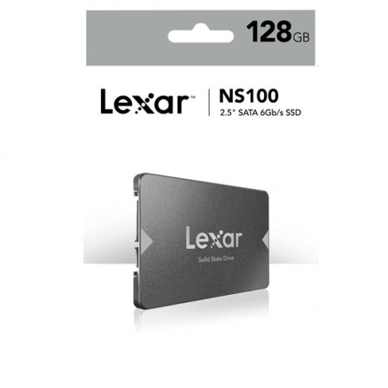 Lexar 128GB SSD NS100 2.5 SATA III (6Gbs) SSD