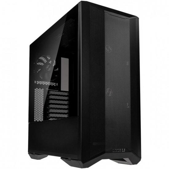 Lian Li LANCOOL II MESH PEROFRMANCE Black LAN2MPX Tempered Glass Gaming ATX Case -Black