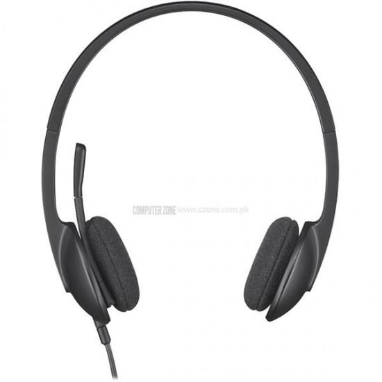 Logitech USB Headset H340 – 981-000477