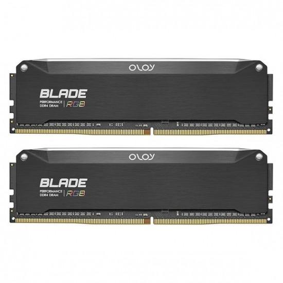 OLOY Blade Aura Sync RGB DDR4 RAM 16GB (2x8GB) 3600MHz