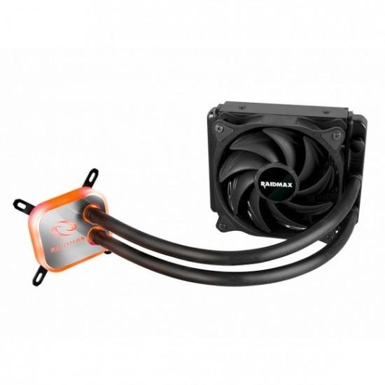 Raidmax Tornado RC120 120mm aRGB Liquid CPU Cooler
