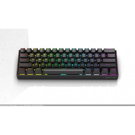 Redragon K530 RGB Wireless Mechanical Gaming Keyboard (Brown Switches)