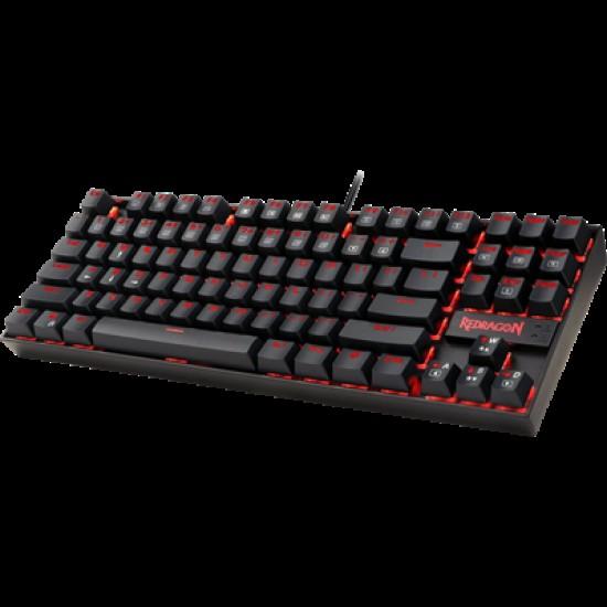 Redragon K552 KUMARA Backlit Mechanical Gaming Keyboard (Red Lighting)